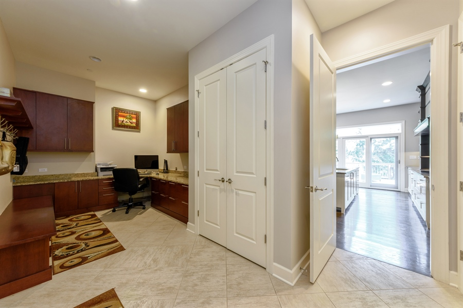 Real Estate Photography - 23175 N. Matthew, Long Grove, IL, 60047 - Mudroom