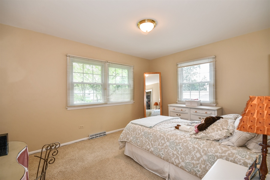 Real Estate Photography - 0S690 Grant, Winfield, IL, 60190 - 2nd Bedroom