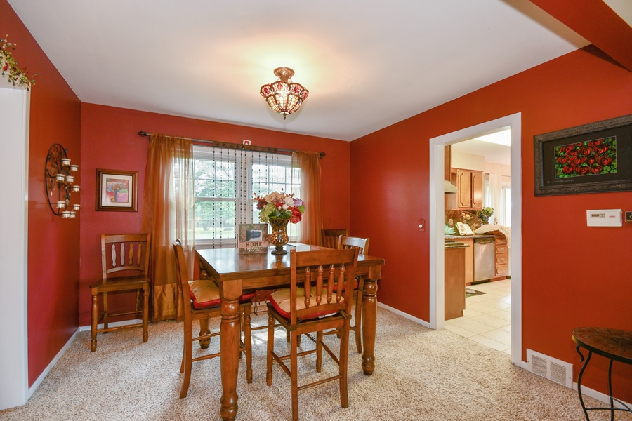 Real Estate Photography - 0S690 Grant, Winfield, IL, 60190 - Dining Room