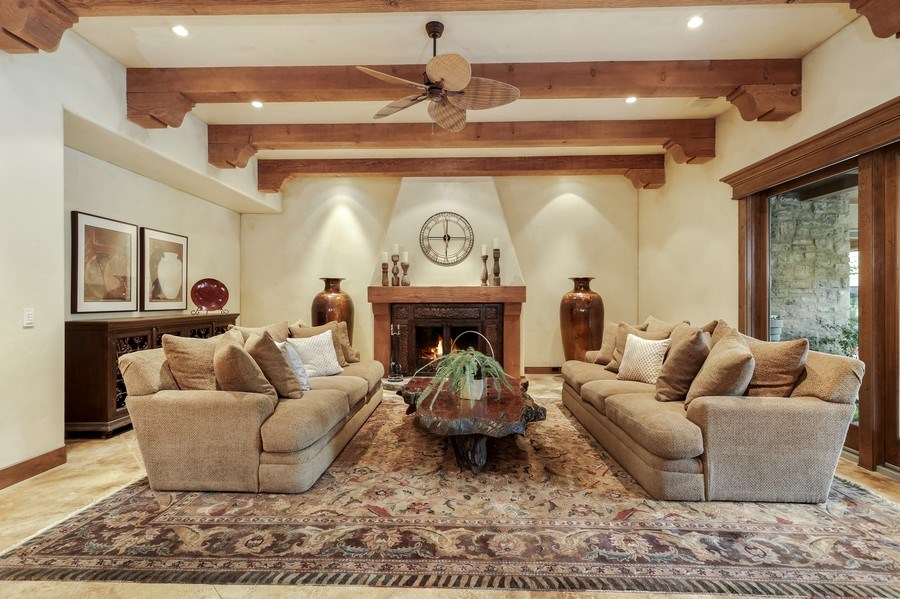 Real Estate Photography - 5183 Chelshire Downs Rd, Granite Bay, CA, 95746 - Living Room