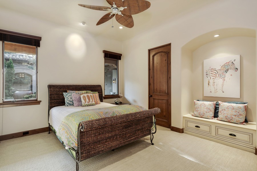 Real Estate Photography - 5183 Chelshire Downs Rd, Granite Bay, CA, 95746 - 3rd Bedroom
