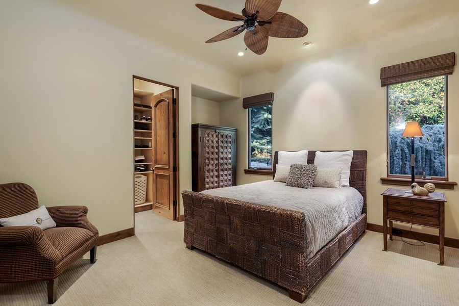 Real Estate Photography - 5183 Chelshire Downs Rd, Granite Bay, CA, 95746 - 4th Bedroom