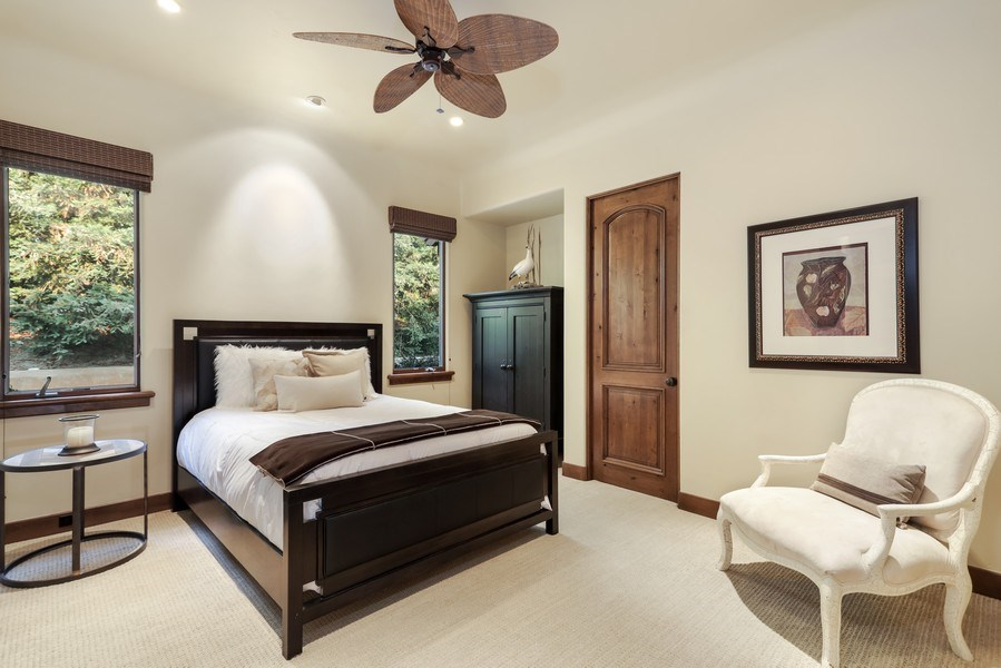 Real Estate Photography - 5183 Chelshire Downs Rd, Granite Bay, CA, 95746 - 5th Bedroom