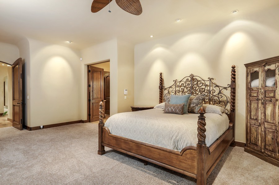 Real Estate Photography - 5183 Chelshire Downs Rd, Granite Bay, CA, 95746 - Master Bedroom