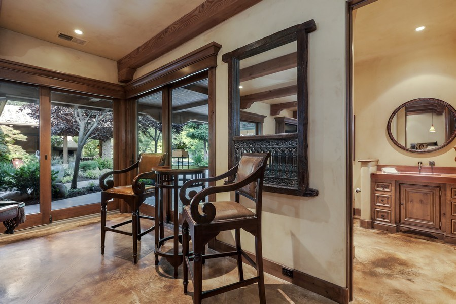 Real Estate Photography - 5183 Chelshire Downs Rd, Granite Bay, CA, 95746 - Family Room