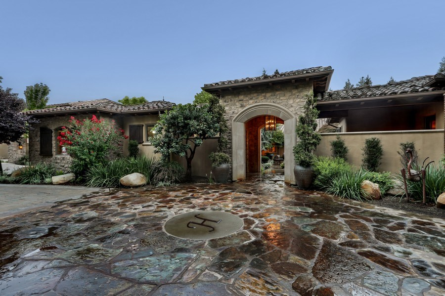 Real Estate Photography - 5183 Chelshire Downs Rd, Granite Bay, CA, 95746 - Front View