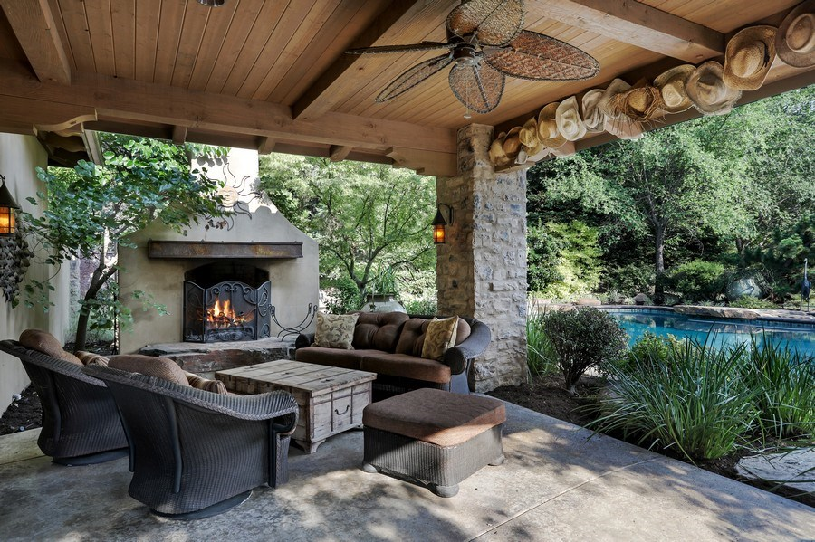 Real Estate Photography - 5183 Chelshire Downs Rd, Granite Bay, CA, 95746 - Patio