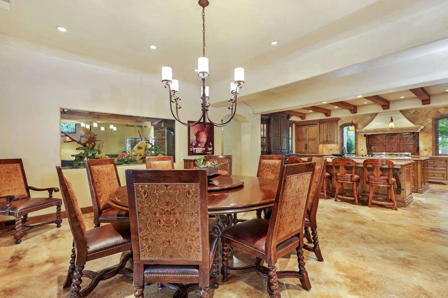 Real Estate Photography - 5183 Chelshire Downs Rd, Granite Bay, CA, 95746 - Kitchen / Dining Room