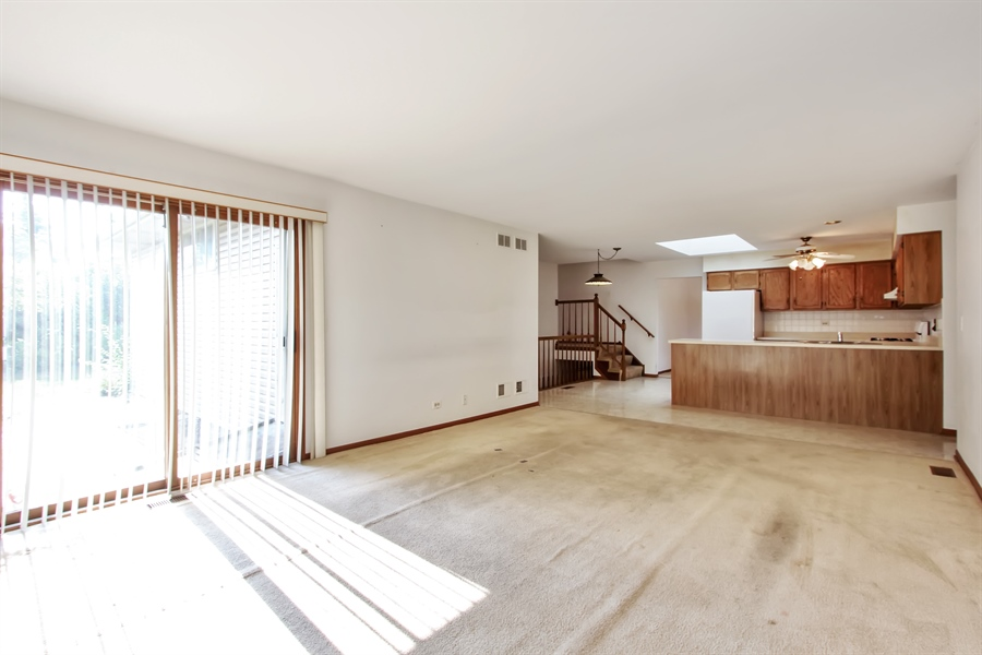 Real Estate Photography - 1182 Tracie Drive, Lake Zurich, IL, 60047 - Family Room
