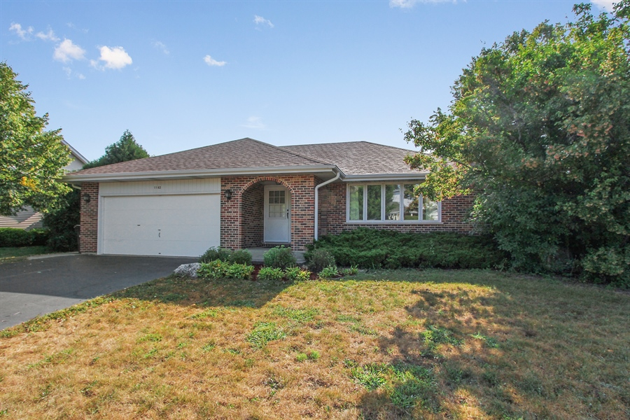 Real Estate Photography - 1182 Tracie Drive, Lake Zurich, IL, 60047 - Front View