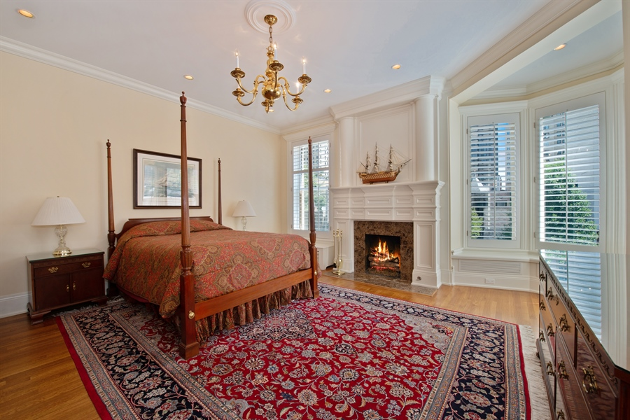 Real Estate Photography - 1433 N State Pkwy, Chicago, IL, 60610 - 2nd Bedroom