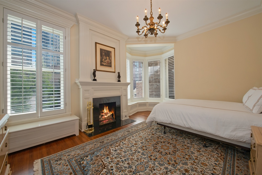Real Estate Photography - 1433 N State Pkwy, Chicago, IL, 60610 - 3rd Bedroom