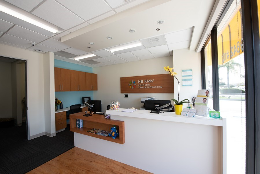 Real Estate Photography - 9842 Adams, Ste 101,HB KidsDentistry and Orthodontics, Huntington Beach, CA, 92646 -