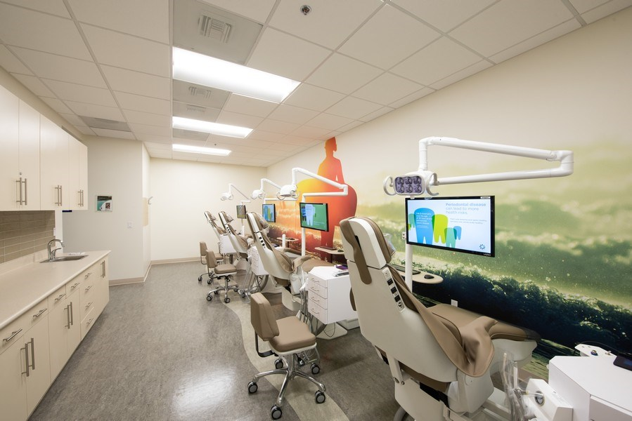 Real Estate Photography - 9842 Adams, Ste 101,HB KidsDentistry and Orthodontics, Huntington Beach, CA, 92646 - Office