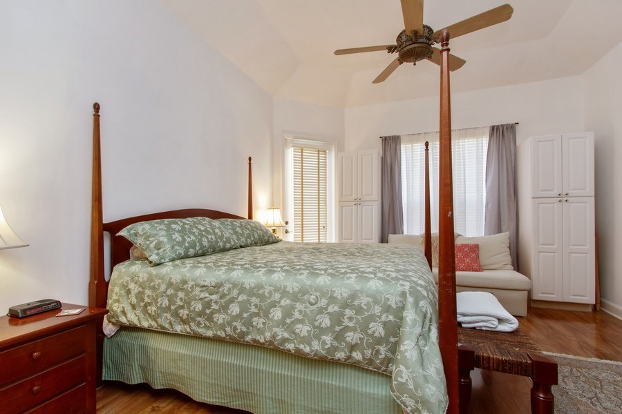 Real Estate Photography - 445 Pine Tree Court, Lake Worth, FL, 33462 - Master Bedroom
