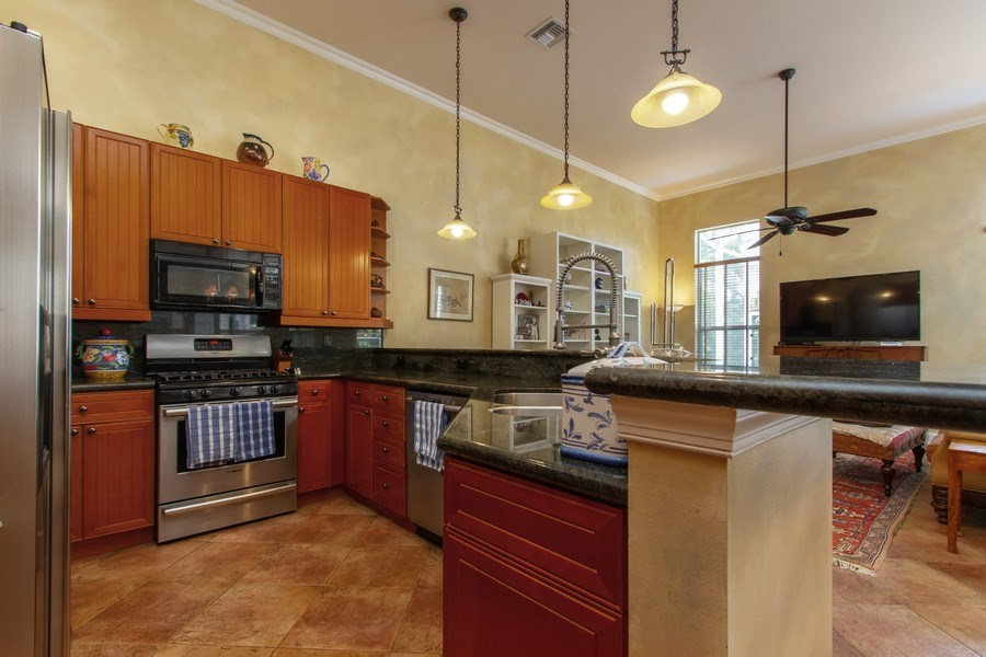 Real Estate Photography - 445 Pine Tree Court, Lake Worth, FL, 33462 - Kitchen