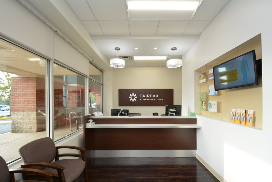 Real Estate Photography - 11050 Lee Hwy, ,Fairfax Modern Dentistry, Fairfax, VA, 22030 -