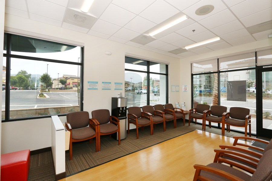 Real Estate Photography - 15850 Soquel Canyon Pkwy, Ste A,The Dental Office on Soquel Canyon, Chino Hills, CA, 91709 - Lobby