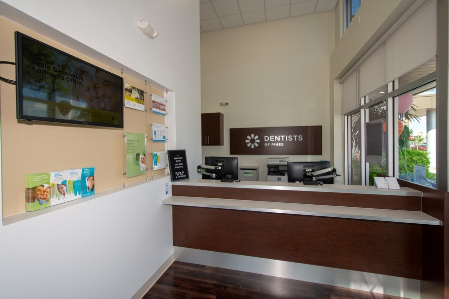 Real Estate Photography - 10430 Pines Blvd, SteC103,Dentists of Pines, Pembroke Pines, FL, 33026 -