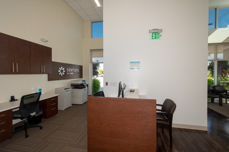 Real Estate Photography - 10430 Pines Blvd, SteC103,Dentists of Pines, Pembroke Pines, FL, 33026 - Office