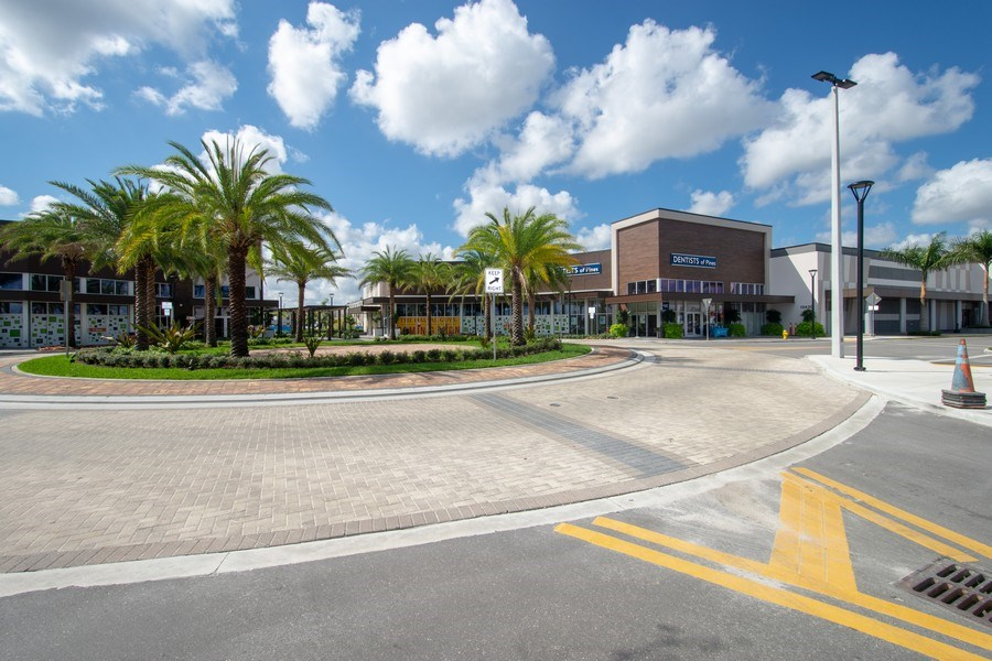 Real Estate Photography - 10430 Pines Blvd, SteC103,Dentists of Pines, Pembroke Pines, FL, 33026 - Front View