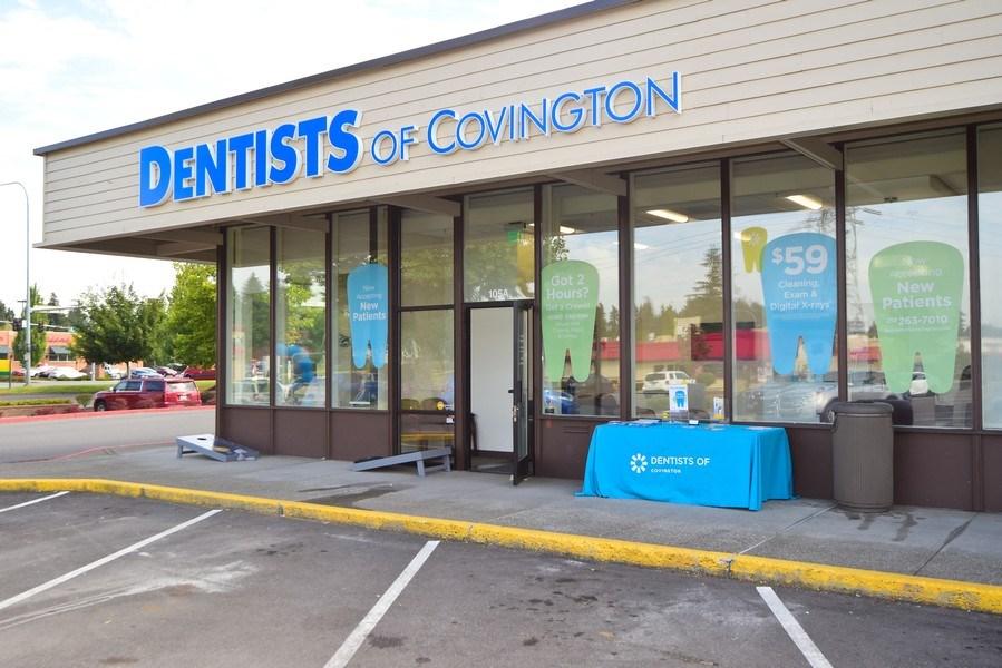 Real Estate Photography - 27237 172nd Ave SE, Ste 105A,Dentists of Covington, Covington, WA, 98042 -