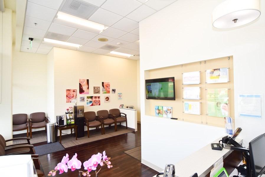 Real Estate Photography - 27237 172nd Ave SE, Ste 105A,Dentists of Covington, Covington, WA, 98042 - Lobby