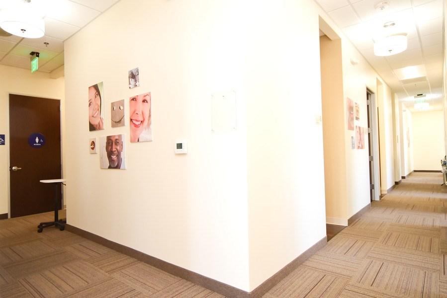 Real Estate Photography - 27237 172nd Ave SE, Ste 105A,Dentists of Covington, Covington, WA, 98042 - Hallway