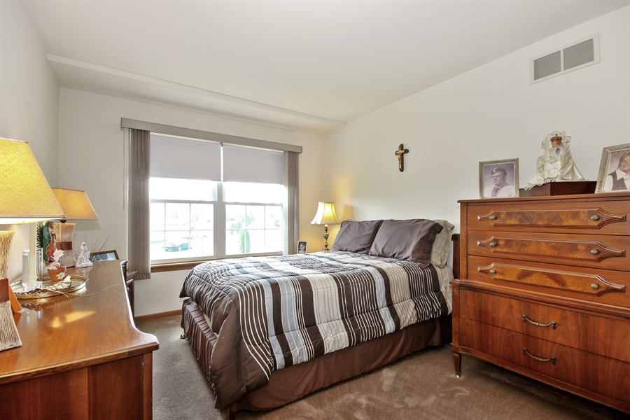 Real Estate Photography - 15627 Centennial Ct, Orland Park, IL, 60462 - Bedroom