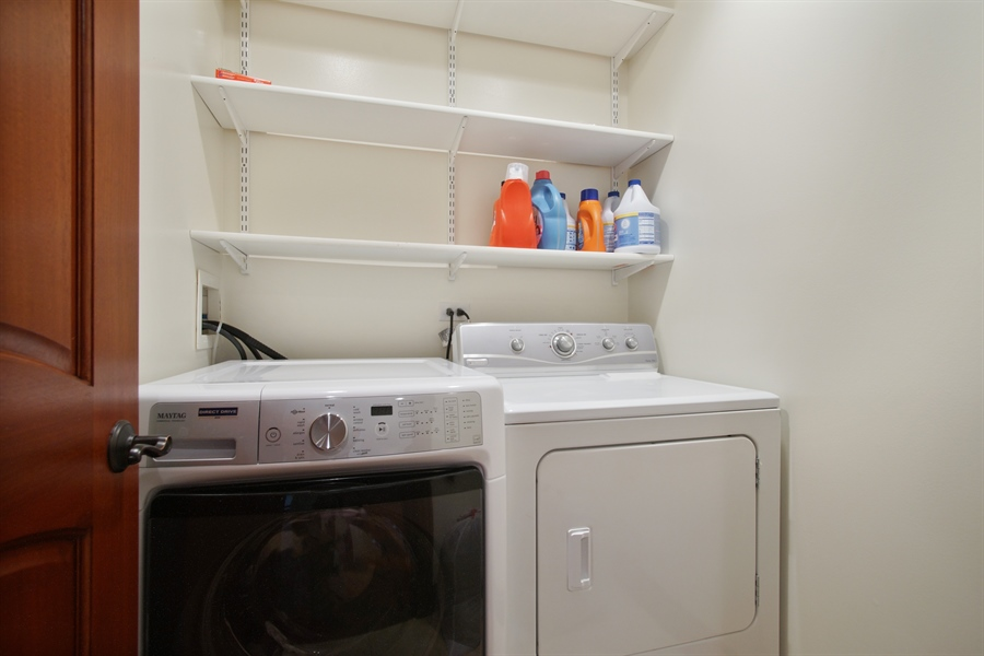 Real Estate Photography - 1909 Courtland Ave, Park Ridge, IL, 60068 - Laundry Room