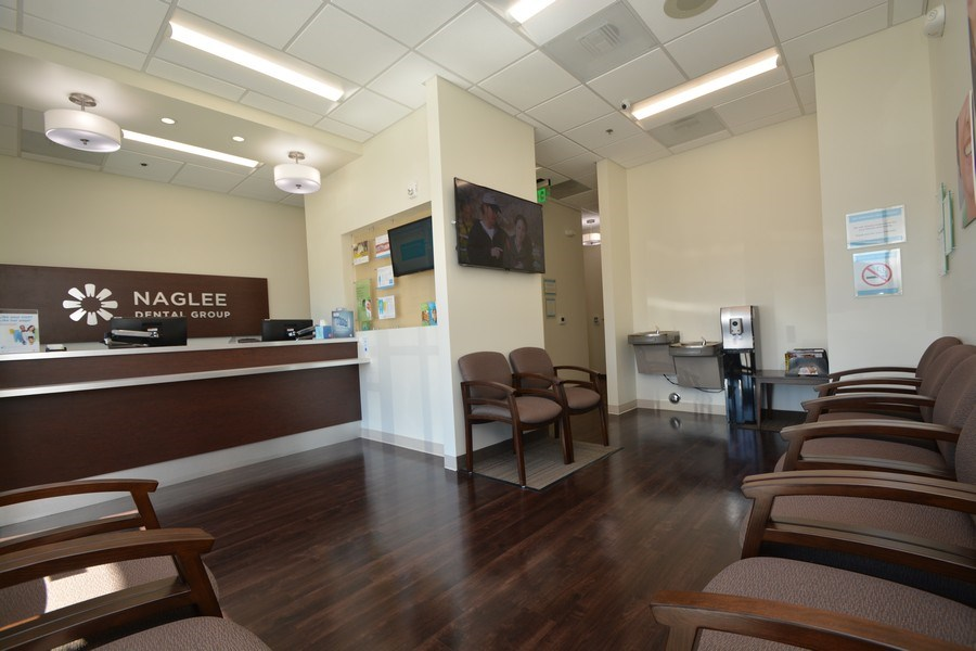 Real Estate Photography - 2682 Naglee Rd, Ste 110, Tracy, CA, 95304 - Lobby