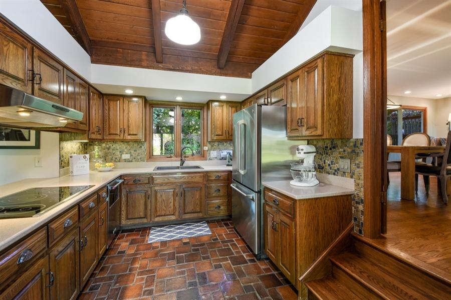 Real Estate Photography - 20943 N Heather Court, Kildeer, IL, 60047 - Kitchen