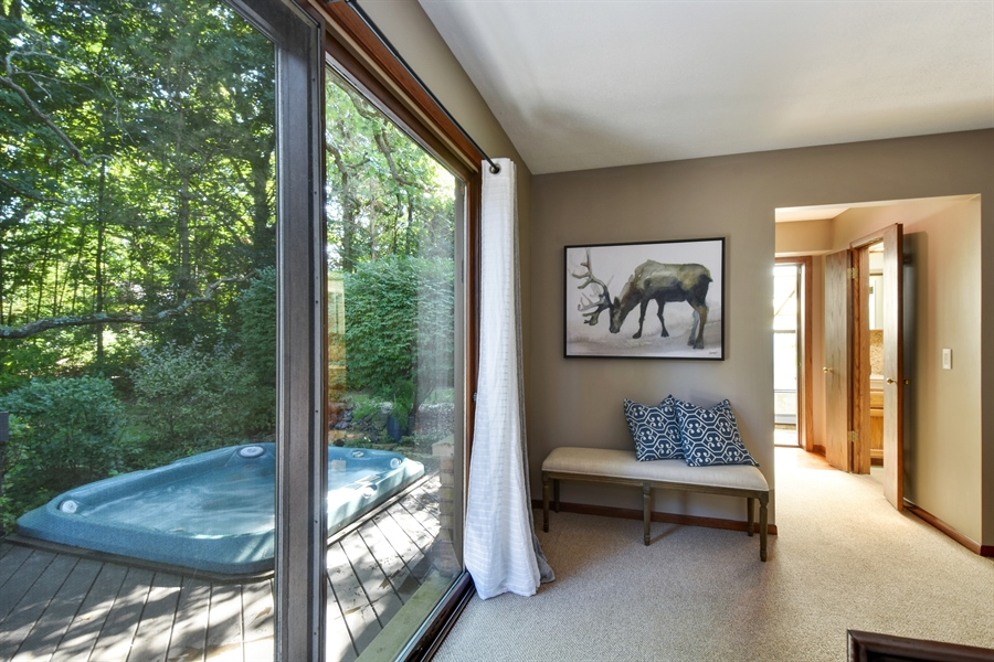 Real Estate Photography - 20943 N Heather Court, Kildeer, IL, 60047 - Master Bedroom
