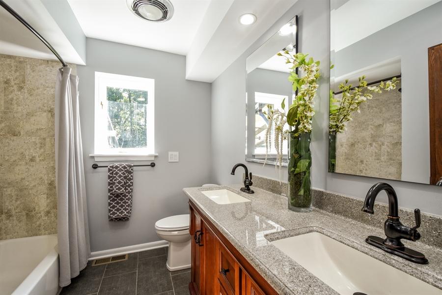 Real Estate Photography - 20943 N Heather Court, Kildeer, IL, 60047 - Bathroom
