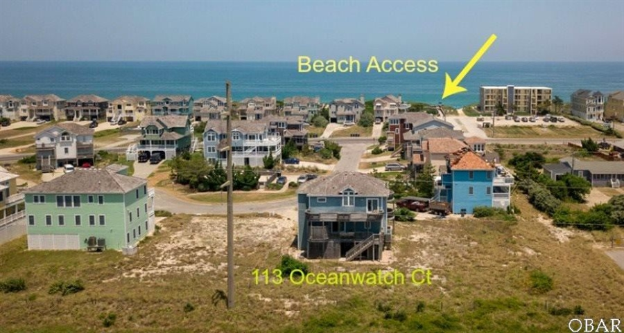 Real Estate Photography - 113 E OceanWatch Court Lot 7, Nags Head, NC, 27959 - Location 2