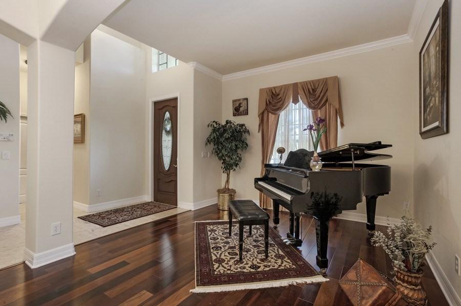 Real Estate Photography - 2614 Brookforest Dr, Wesley Chapel, FL, 33544 - Living Room