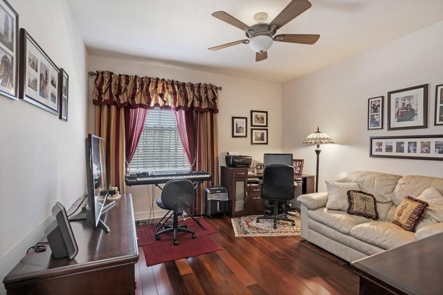 Real Estate Photography - 2614 Brookforest Dr, Wesley Chapel, FL, 33544 - 3rd Bedroom