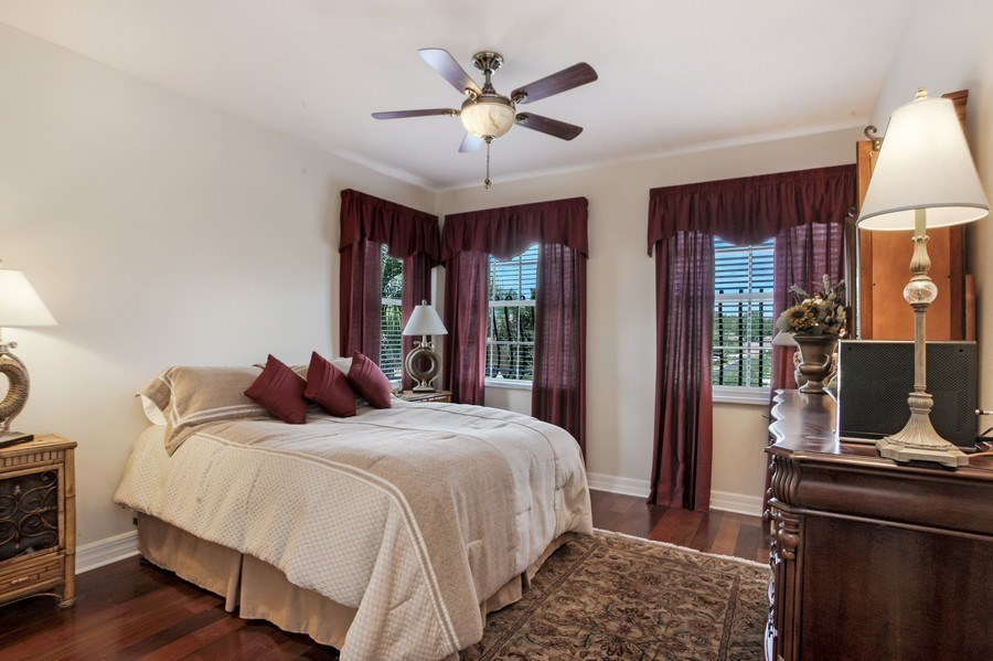 Real Estate Photography - 2614 Brookforest Dr, Wesley Chapel, FL, 33544 - 4th Bedroom