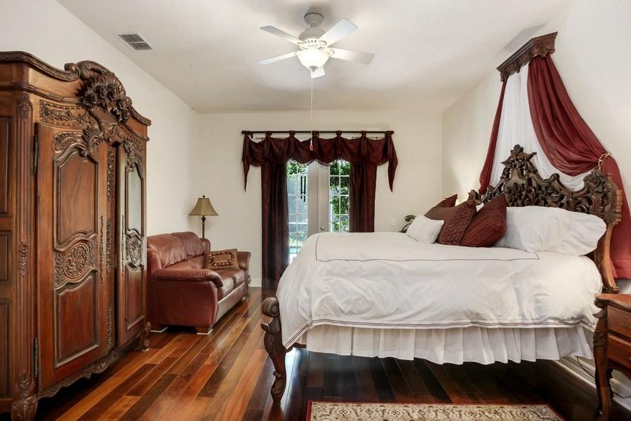 Real Estate Photography - 2614 Brookforest Dr, Wesley Chapel, FL, 33544 - Master Bedroom