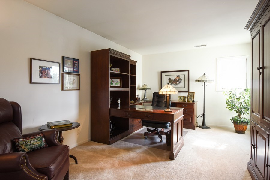 Real Estate Photography - 1074 O'Malley Court, Lake Zurich, IL, 60047 - 3rd Bedroom