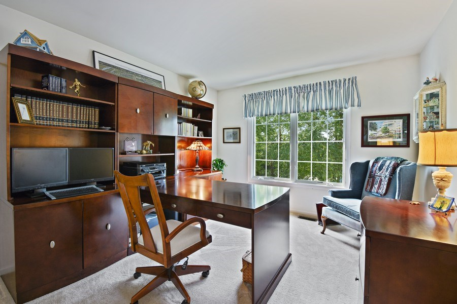 Real Estate Photography - 1074 O'Malley Court, Lake Zurich, IL, 60047 - 4th Bedroom