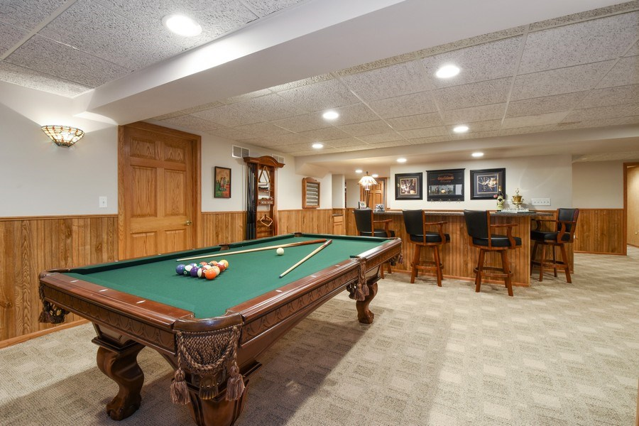 Real Estate Photography - 1074 O'Malley Court, Lake Zurich, IL, 60047 - Basement