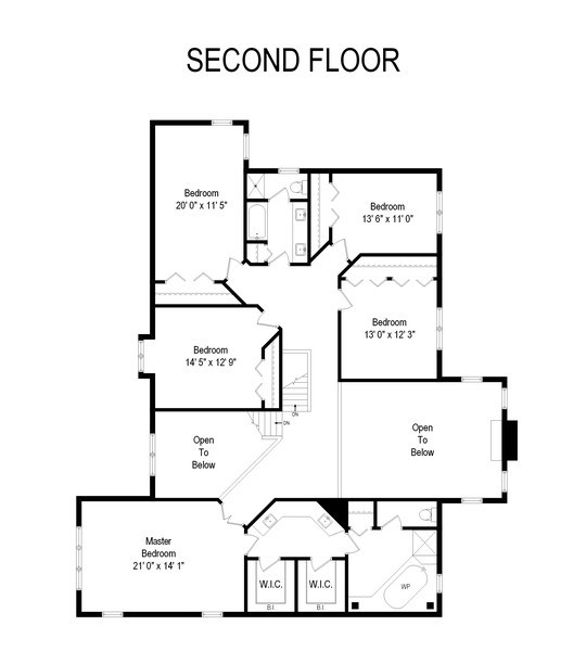 Real Estate Photography - 1074 O'Malley Court, Lake Zurich, IL, 60047 - Floor Plan