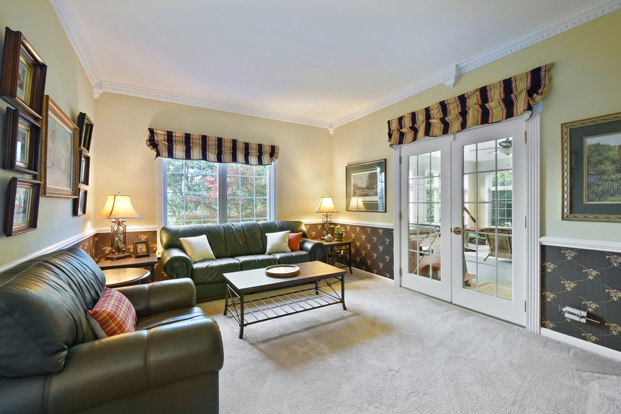 Real Estate Photography - 1074 O'Malley Court, Lake Zurich, IL, 60047 - Office