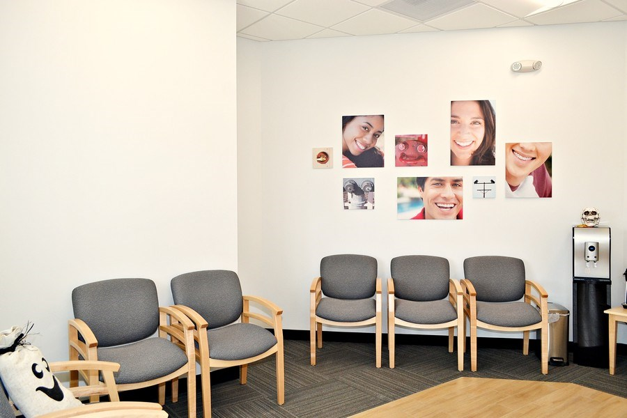 Real Estate Photography - 1810 Washington St., Suite 3&4,Dentists of Hanover, Hanover, MA, 02339 - Lobby