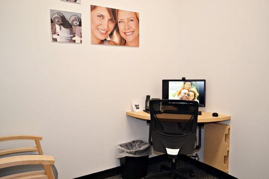 Real Estate Photography - 1810 Washington St., Suite 3&4,Dentists of Hanover, Hanover, MA, 02339 - Office