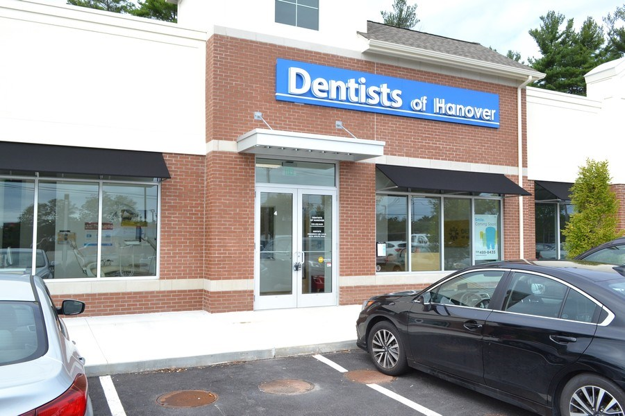 Real Estate Photography - 1810 Washington St., Suite 3&4,Dentists of Hanover, Hanover, MA, 02339 - Walking Path