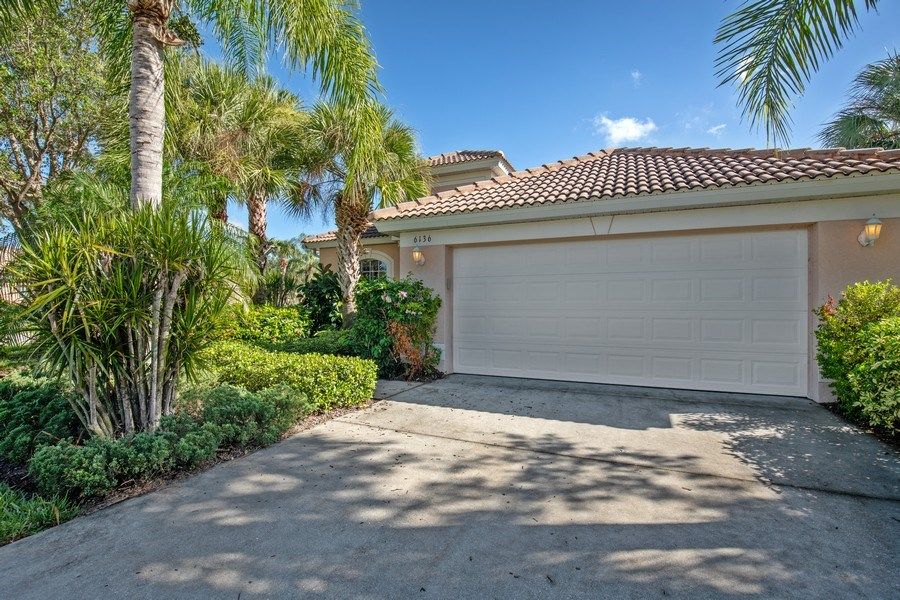Real Estate Photography - 6136 Highwood Park Ln, Naples, FL, 34110 - Front View