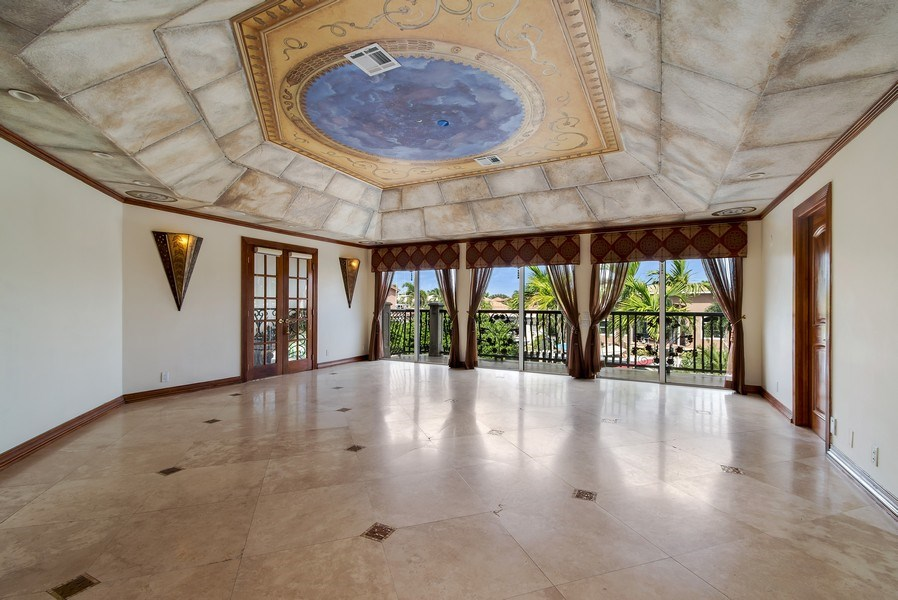 Real Estate Photography - 2641 NE 47th St, Lighthouse Point, FL, 33064 - Master Bedroom