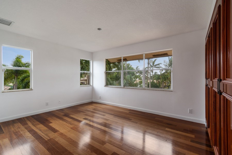 Real Estate Photography - 2641 NE 47th St, Lighthouse Point, FL, 33064 - 2nd Bedroom